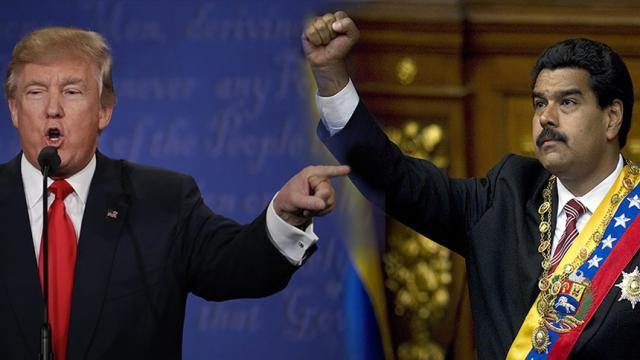 ¡Enfrentados! Gobierno de Venezuela intenta llamar la atención de Donald Trump