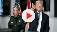 El presidente Donald Trump arremete duramente contra la policía de Parkland