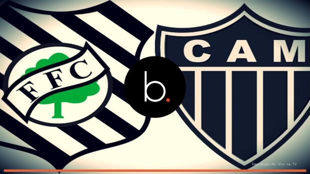 Transmissão de Figueirense x Atlético-MG na TV e online, veja no vídeo