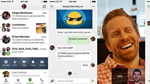 El chat FaceTime 'salva la vida de una mujer'