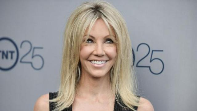 Heather Locklear arrestada por la policía