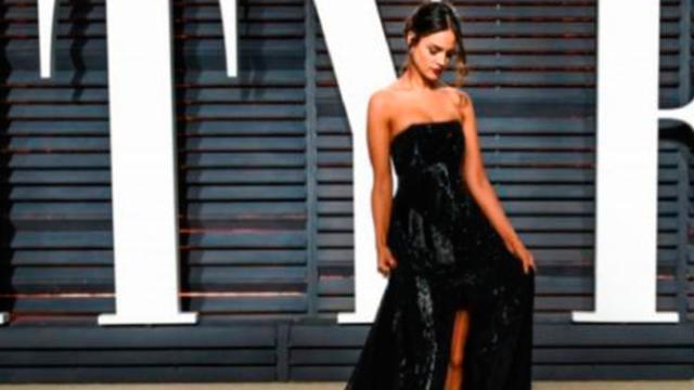 Eiza González presentadora en los premios Oscar