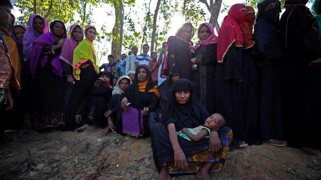 Los refugiados rohingya deben saber que estarán a salvo