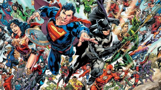 Los fan's de DC esperaron durante años para ver la película de JUSTICE LEAGUE