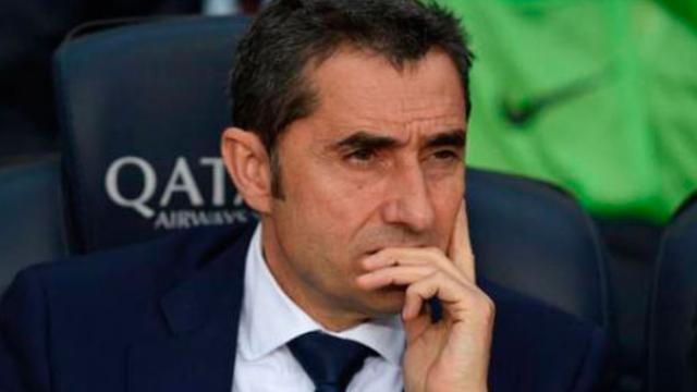 Valverde se siente afectado por los partidos programados del FC Barcelona