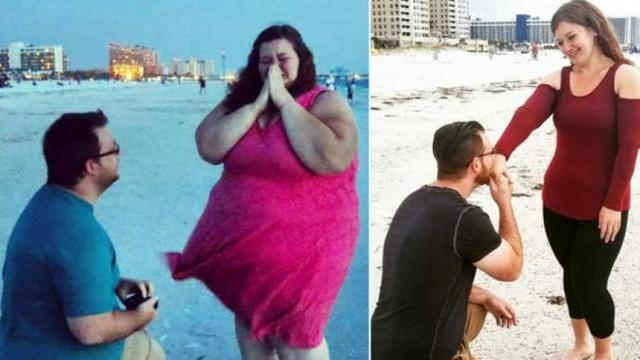 Divorcio: Este fue el resultado al realizar una dieta en pareja