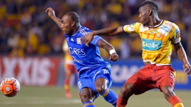 Concachampions: Tigres avanza al vencer 3-1 al Herediano