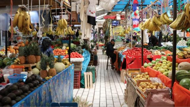¡Los mercados tradicionales son toda una tradición!