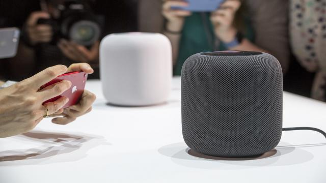 Lanzamiento de HomePod de Apple