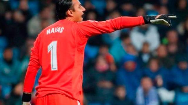 Keylor Navas suelta una bomba a Cristiano Ronaldo