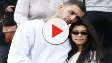 Kourtney Kardashian reveals her exact weight and fans are shocked