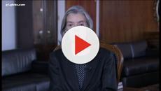 Em transmissão ao vivo, jornalista cita tragédia com presidente da Corte; vídeo