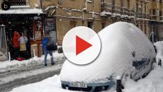 Montpellier paralysée par la neige !
