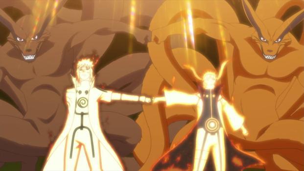 VÍDEO: ¡Naruto demostró ser más rápido que Minato!