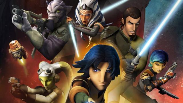 Star Wars Rebels trae de vuelta a Mortis