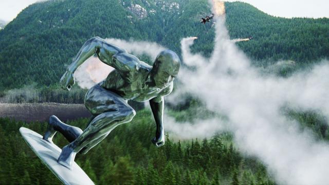 La película de Silver Surfer es parte de Brian K. Vaughan
