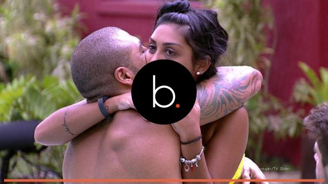 Focada no dinheiro, ex-BBB Amanda confessa que armou romance, veja no vídeo