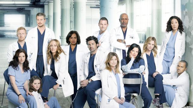 Las líneas argumentales de Grey's Anatomy pueden sesgar las expectativas