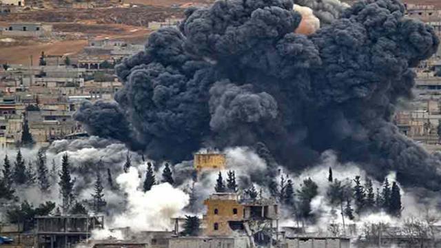 Siria envía combatientes para ayudar a los kurdos contra Turquía
