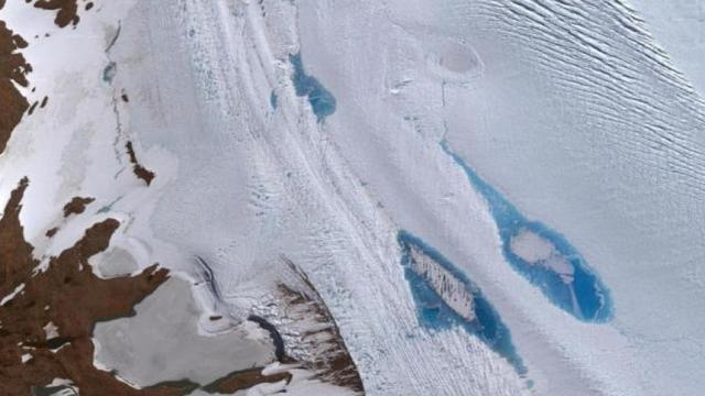 Calentamiento en el Ártico: los científicos alarmados por la tempuratura