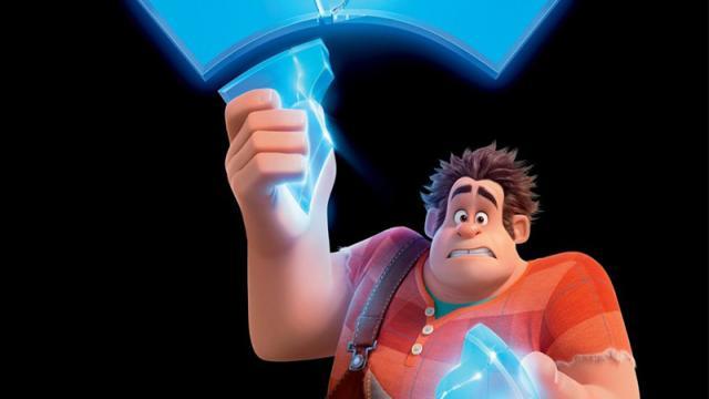 Disney saca a la luz 'Ralph rompe la internet'