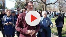 VIDEO: Imágenes del caso de los 40 católicos detenidos por manifestar en EEUU