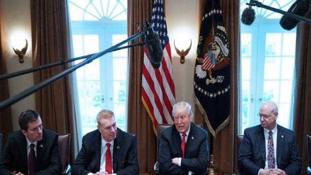 Video: Trump eleva los aranceles del acero y del aluminio