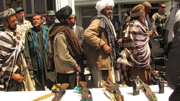Taliban offered unconditional talks by Afghan President Ghani