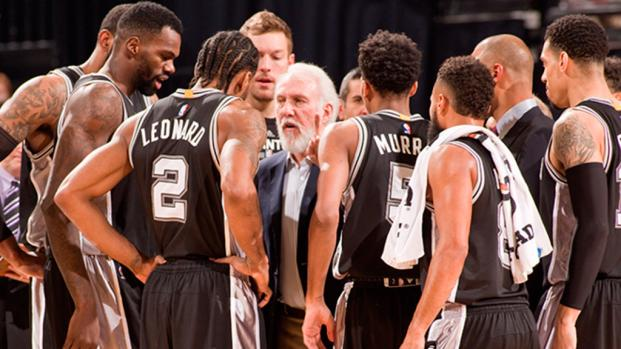 NBA: ¿El ocaso de los Spurs de Pops?