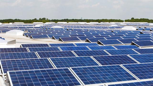 ¡Los paneles solares pueden ayudarte a pagar menos electricidad!