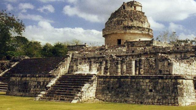 Los monumentos mayas en México se están disolviendo