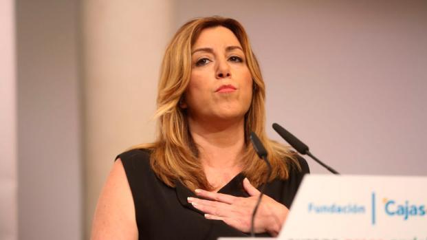 PSOE: la nueva polémica de Susana Díaz que han intentado ocultar