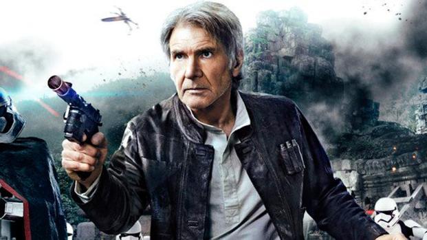 """Inédito: Harrison Ford sobre Star Wars: """"me importa una mierda"""""""