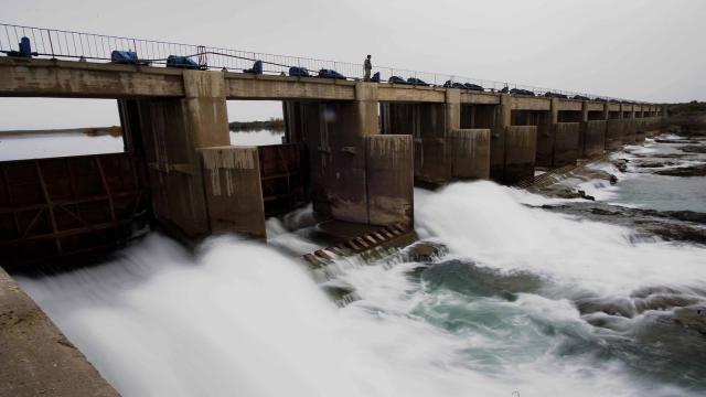 Hidroeléctrica más eficiente con potencia magnética