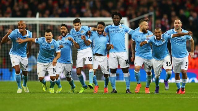 Manchester City derrota a los Gunners en la liga inglesa