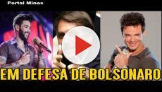 Eduardo Costa apoia Gusttavo Lima em polêmica e defende armas