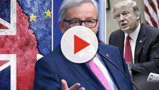Video: Trump amenaza con poner impuestos a los vehículos de la UE