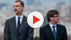 Tensión en Zarzuela tras la grave advertencia de Puigdemont a Felipe VI