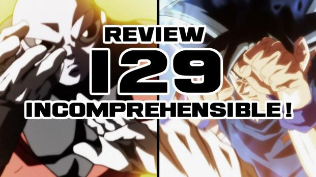 Dragon Ball Super 129: Une énorme déception, 50% de l'épisode est inutile !