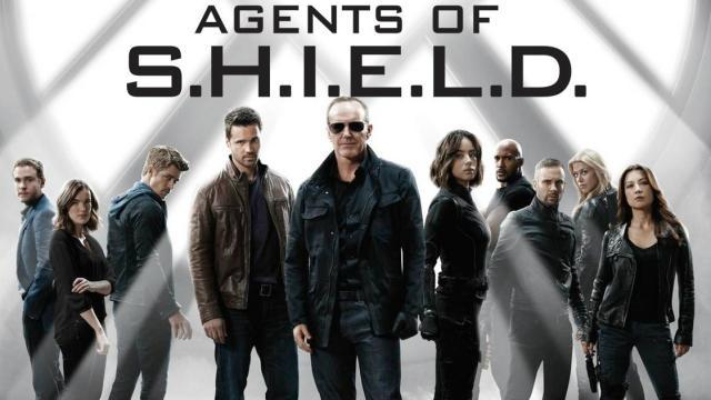 Increíble serie de Marvel, Agentes de Shield.
