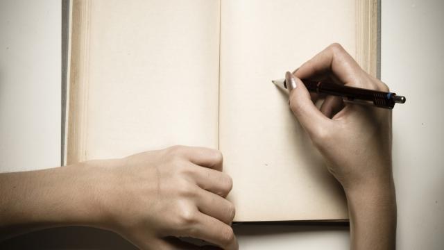 Escribir es una buena medicina. ¡Además, es gratis!