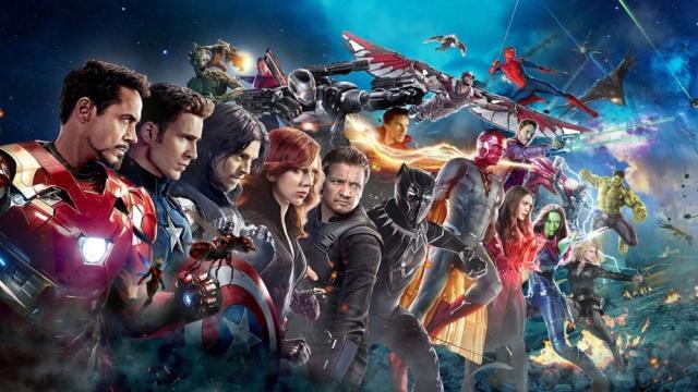 Nueva Película de Marvel   Avengers: Infinity War