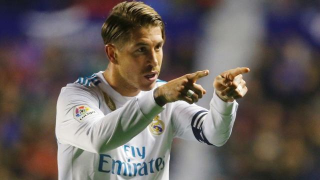 Futbol: Sergio Ramos se enfrenta un compañero de equipo