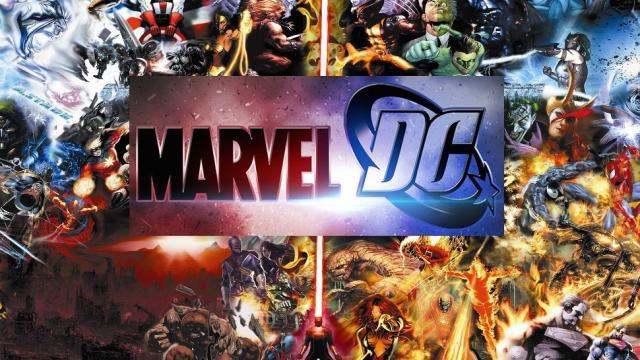 Marvel está en un proceso de reinicio y DC toma ventaja