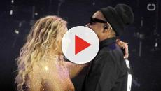 Beyoncé and Jay-Z hinted at
