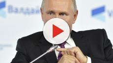 Putin: Nos centramos en las armas láser y submarinos rápidos