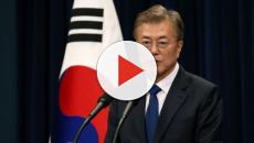 Moon Jae-in of South Korea will send a high level delegation to North Korea