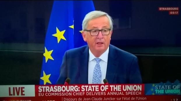 Europa promete réplicas y tarifas contra los aranceles proteccionistas de Trump
