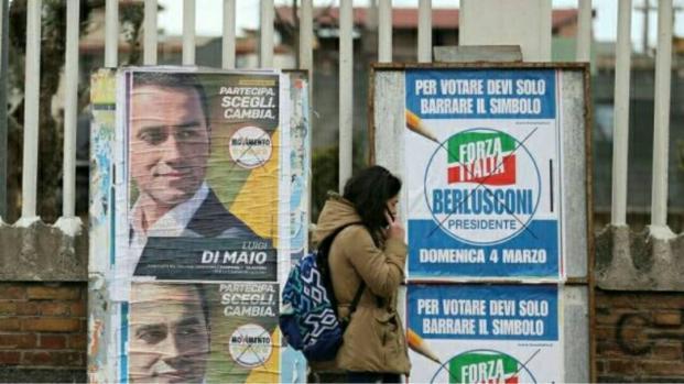 Campagne législative en Italie : Boulettes, compétition et changements de cap