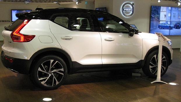 L'auto dell'anno 2018 a Ginevra è la Volvo CX40